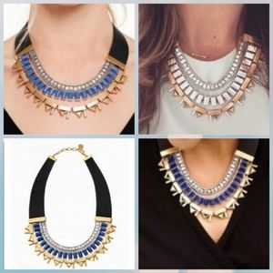Stella and Dot Natalie statement necklace